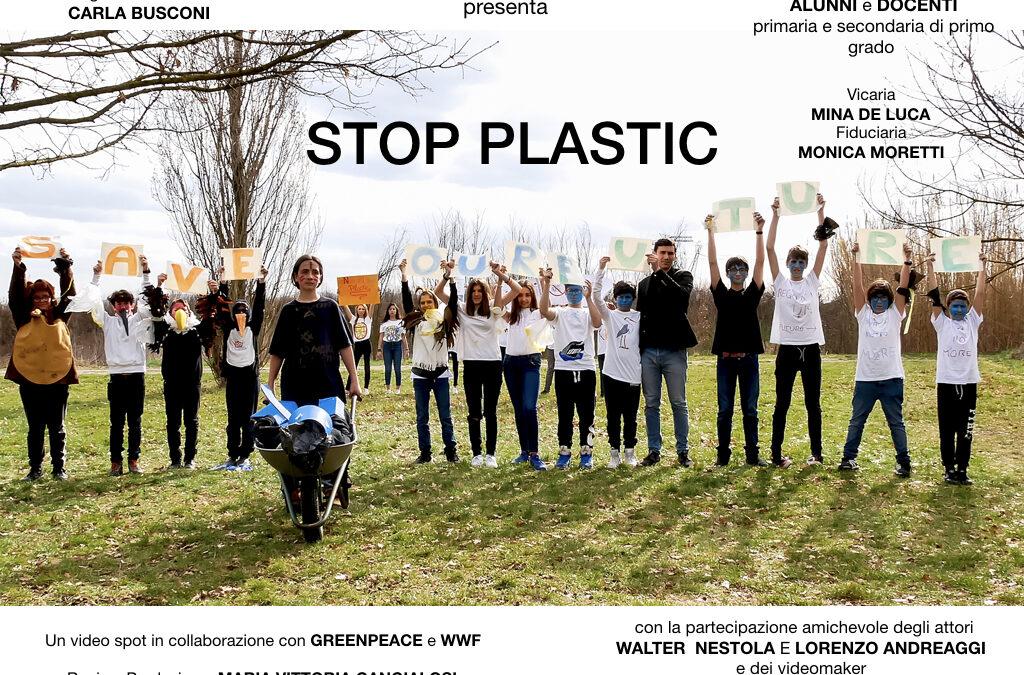 "Video spot ""STOP PLASTIC"""